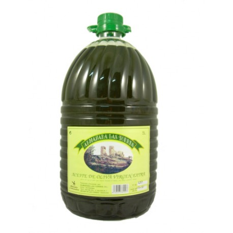 Aceite extremeño de Oliva Virgen Extra - 5L (Pack 2 Uni.)