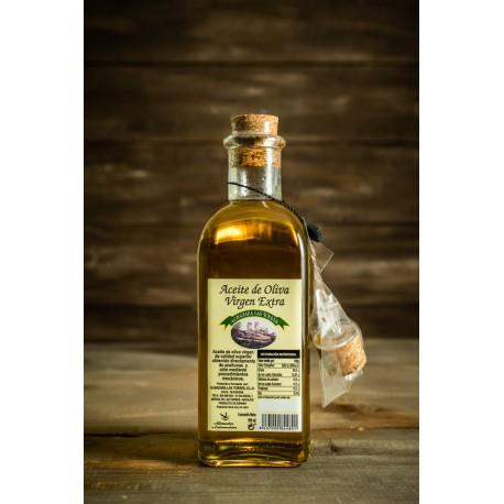 Aceite de Oliva Virgen Extra - Frasco 500ml (Pack 12 Uni.)