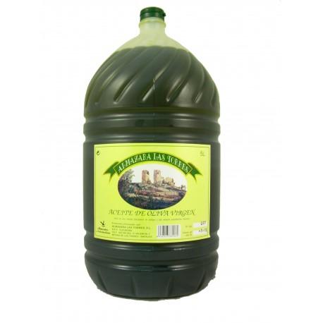 Aceite de Oliva Virgen - 5L (Pack 3 Uni.)