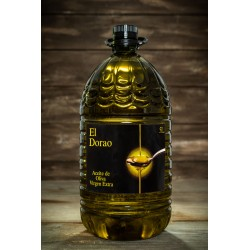 El Dorado Aceite de Oliva Virgen Extra Arbequino 5 litros